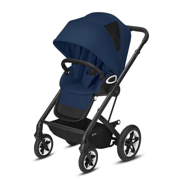 Cybex Talos S Lux BLK Kinderwagen- Navy Blue