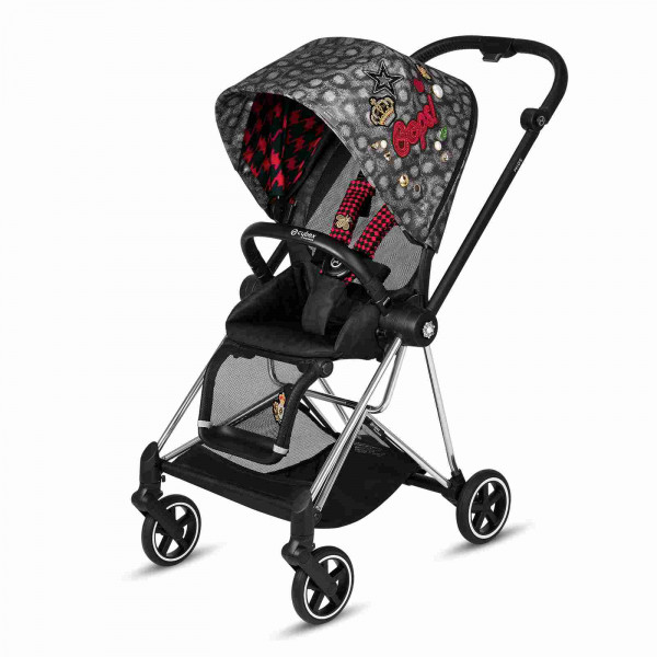 Cybex Mios Kinderwagen - Rebellious Edition