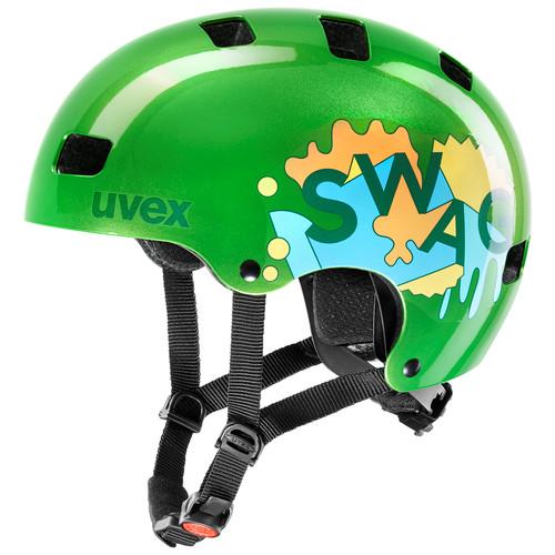 Uvex Kinderhelm Kid 3 Modell 2020- Green 55-58